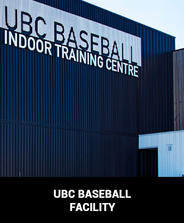 UBC Baseball Facility