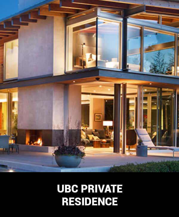UB private residence